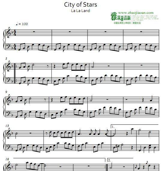f stars钢琴谱 简单版 弹奏教程视频