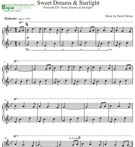 d Nevue钢琴谱