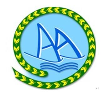 设计图 靖边/饱满的麦穗绕成一个阿拉伯数字9,象征着靖边中学高一9班;两艘...
