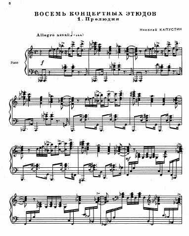 p.40 原版钢琴谱 独奏谱