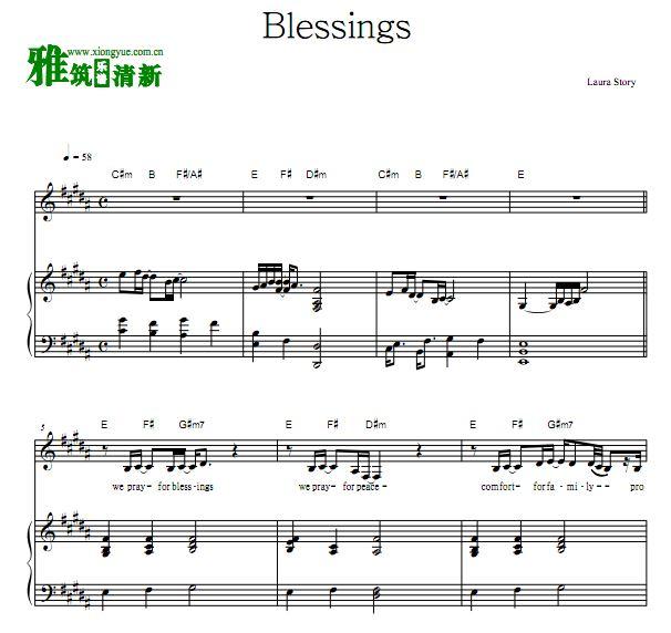 essings钢琴弹唱谱