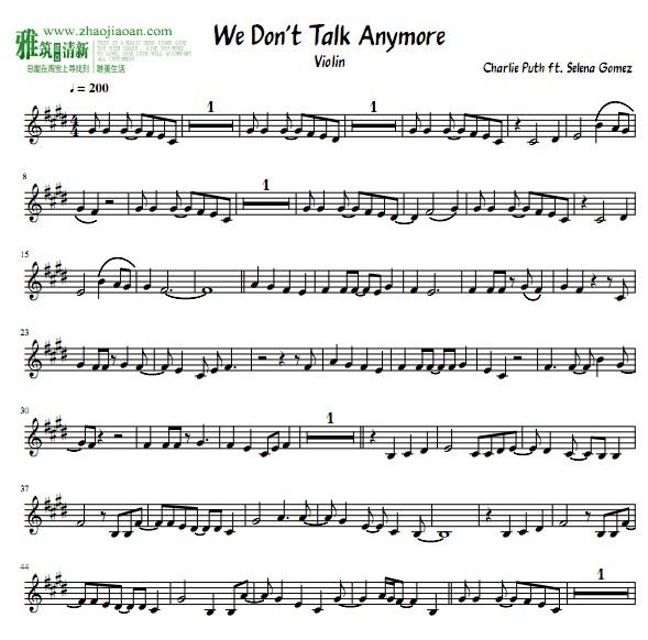 乐谱 弦乐四重奏         琴谱 sheet music  断眉小提琴谱  楽谱