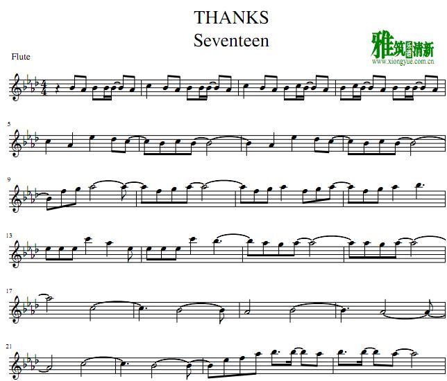 长笛版曲谱_长笛曲谱