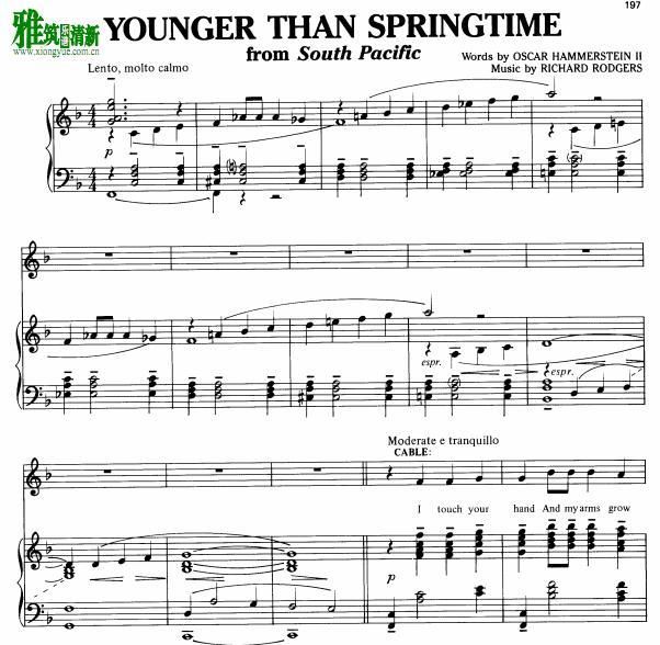 年少有为钢琴简谱_年少有为简谱